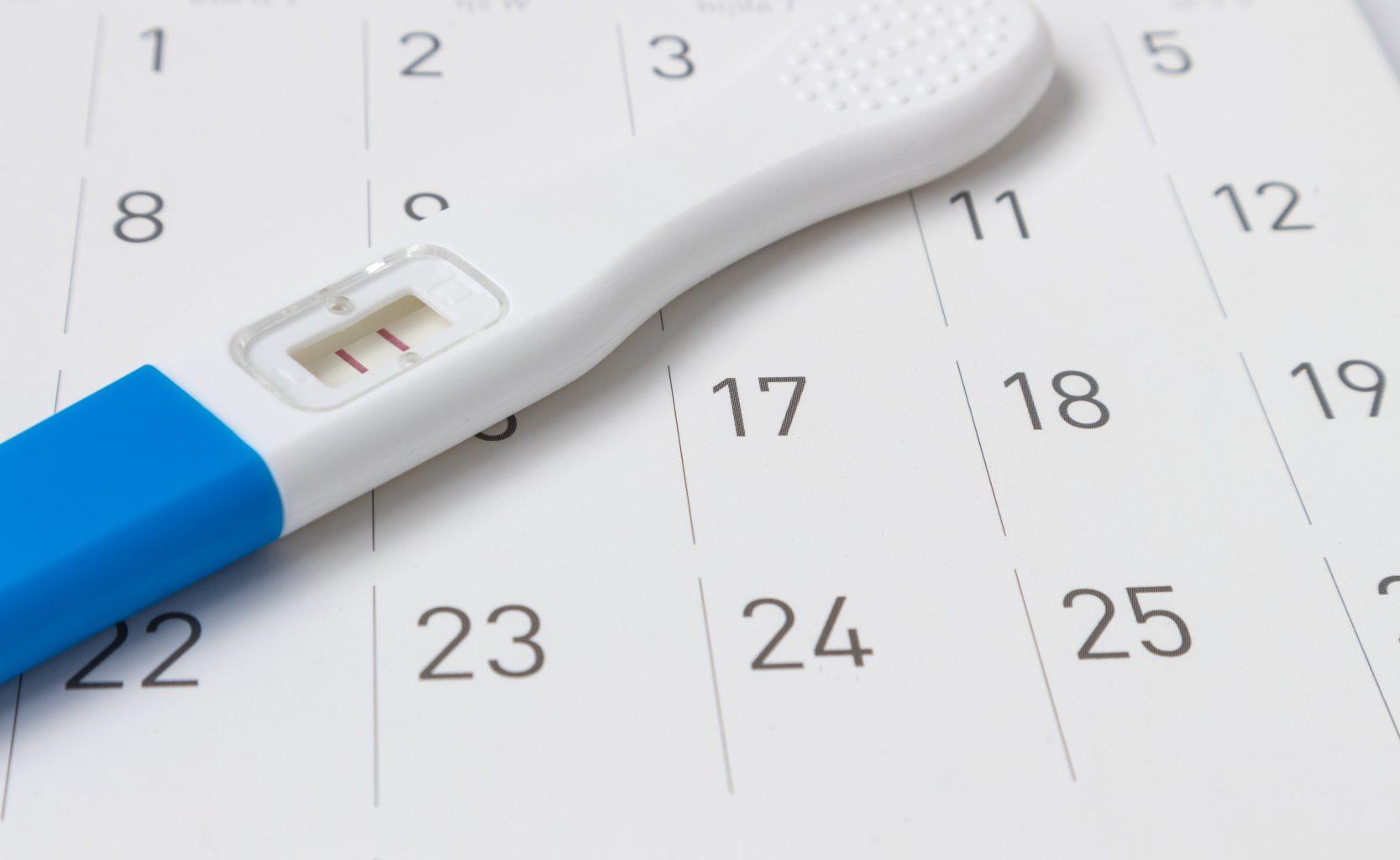 Kann man während der Regel schwanger werden? - liebe-usw