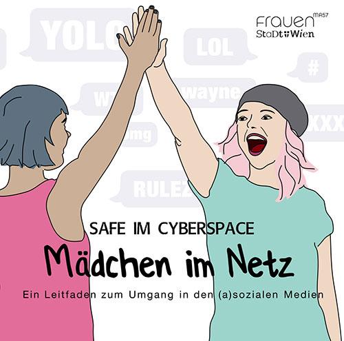 Safe im Cyberspace – Mädchen im Netz